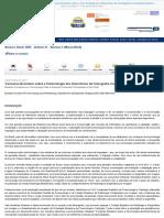 Jornal Brasileiro de Pneumologia - Consenso Brasileiro sobre a Terminologia dos Descritores de Tomografia Computadorizada do Tórax