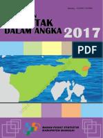 8_Kecamatan Balantak Dalam Angka 2017