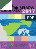 9_Kecamatan Balantak Selatan Dalam Angka 2017