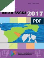 19_Kecamatan Batui Dalam Angka 2017