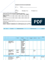 Календарно-тематическое Планирование 10 Класс (1)