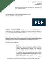 001 - Peticao Encerrando Os Serviços - Jadson Pagoto - Versao 001