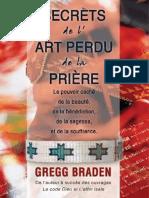 Braden Gregg - Secrets de l'art perdu de la prière 3