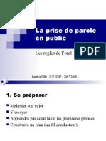 ParolePublic