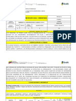 Programa Analítico Proyecto-trayecto 1