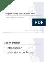 estructurasDeDatosPrimerParcial