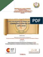 Plan stratégique  national intégré validé FINAL