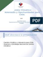 Cambio Climático 2007