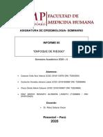Informe 5 Epidemio Seminario