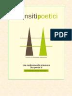 Volume Speciale di Transiti Poetici dedicata alla Primavera