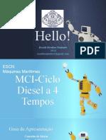 Ciclo Diesel apresentação (Rassul Momade)