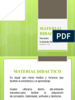 Material Didactico