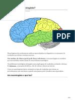 O Que é Um Neurologista