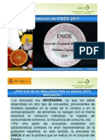 Encuesta Nacional de Ingesta dietética Española
