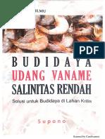 Budidaya Udang