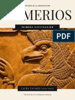 Civilizacion Sumeria y Modelo de Zigurat