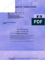 DIAPOSITIVAS TEC DE AFINACION OPTOMETRÍA