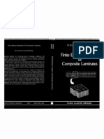 Finite Element Analysis of Composite Laminates 0792311256