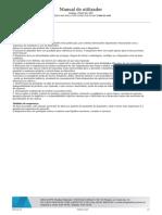 Manual do utilizador  Instruction-FAST-SC-APC