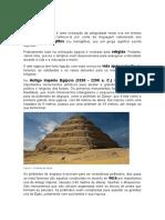 EM 3 - Arte Egípcia
