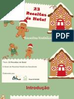 eBook Receitas de Natal