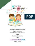 Duarte Apolo Ines Stephanie Proyecto PED Entrega 1