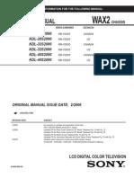 Sony KDL-32S2000 1-16 service manual
