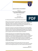 House Bill 2310 Testimony