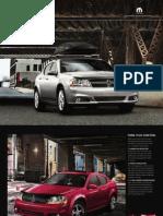 2011 Dodge AVENGER Accessories