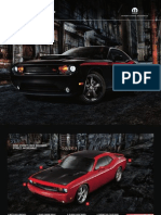 2011 Dodge CHALLENGER Accessories