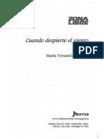 Heredia Maria Fernanda - Cuando Despierte El Viento