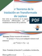 Primer teorema de Traslación en s (1)