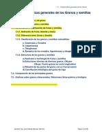 1.1.- Características generales de los Granos 7 19p