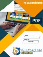 PDF Flauzino Portugues Exercicios