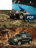 2011 Jeep PATRIOT Accessories