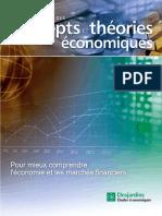 Concepts & Théories Économiques -Desjardins-