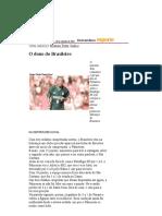 Folha de S.Paulo - O dono do Brasileiro - 10_09_2001