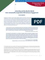 US–EU Partnership and the Muslim World