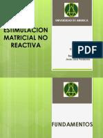Estimulacion Matricial no Rreactiva