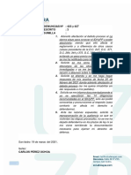 Martín Vizcarra pide reprogramar citación a Subcomisión de Acusaciones Constitucionales