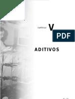 cap5.pdf Analise de ADITIVOS