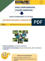 AULA 94 - RECURSOS NATURAIS (1)