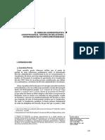 EL DERECHO ADMINISTRATIVO CONSTITUCIONAL. SISTEMA DE RELACIONES, INTERFERENCIAS Y COMPLEMENTARIEDAD