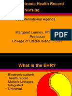 1 the Electronic Health Record and Nursing-1