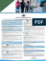 Convocatoria Becas Institucionales Primavera 2021