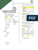 1. Tarea Temino Algebraico 2do Sec