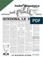 LUL La Pilule Anti Mythe 1974