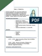 Jasmina Franco intern 2