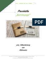 Freebie_Passhülle