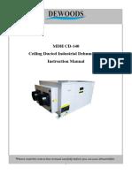 User Manual MDH-CD-140 02-2020 - 001 (Edited)